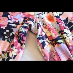Lularoe floral OS leggings